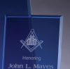 Click this Image to visit the Glass Award Plaques category.