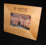Red Alder Picture Frame Gift All Executive Gifts