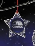 Crystal Ornament, Star Star Awards