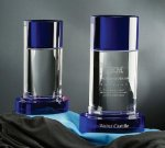 Ellipsis Tower Crystal Award Tower Awards